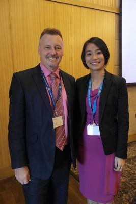 Matthew Maguire and Yuen Leng Chin